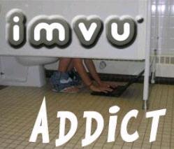 imvu is definitely addicting