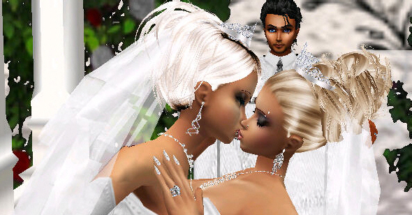 virtual weddings on imvu