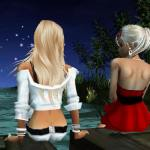 My IMVU Twin Lyn