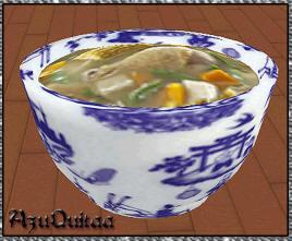 chicken soup in imvu