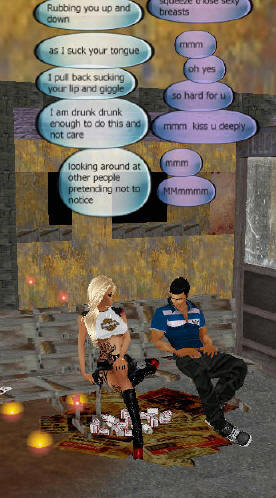 sexy subway chat
