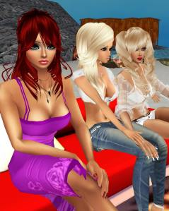 picture your imvu friends in real life