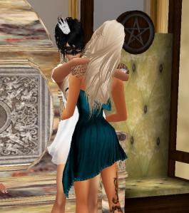 Loving my old imvu friend who came back