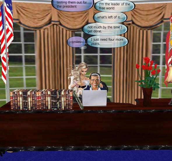 the president of imvu