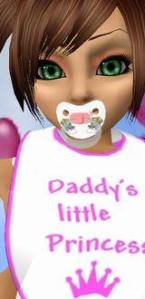 daddys little imvu princess