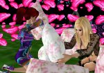 imvu pillow fight