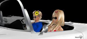 hot imvu chicks on the prowl