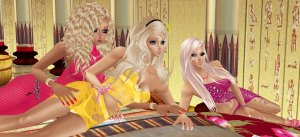 best imvu friends