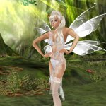 beautiful fairy magic