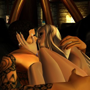 sexy cuddling in imvu couch