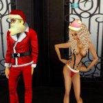sexy imvu christmas costumes