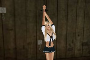 imvu bdsm with schoolgirls not dirty