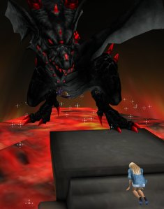 huge imvu dragons