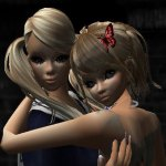 my imvu twin sister