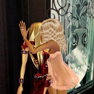 1Suzilyn loving cuddling joined by nawtyJay in LYN room discussing Katy plan (12)