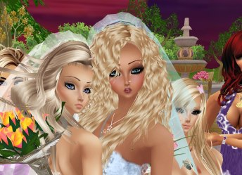 dirtyroleplaygirl quidlyn LYN Wedding prewedding talk rehersal and hanging out (1)