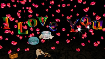 I love you in imvu