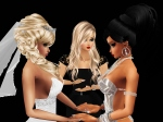 Katie and Jessica IMVU Wedding