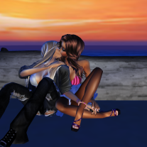 MistressSonyaSweet close talking and loving on beach then dirty bathroom (16)
