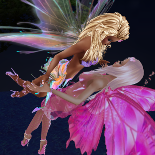 MistressSonyaSweet fairy nights flying floating proposal (13)
