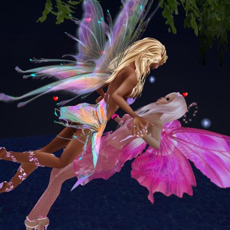 MistressSonyaSweet fairy nights flying floating proposal (2)