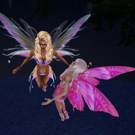 MistressSonyaSweet fairy nights flying floating proposal (20)