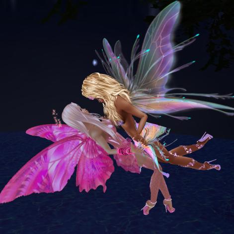 MistressSonyaSweet fairy nights flying floating proposal (22)