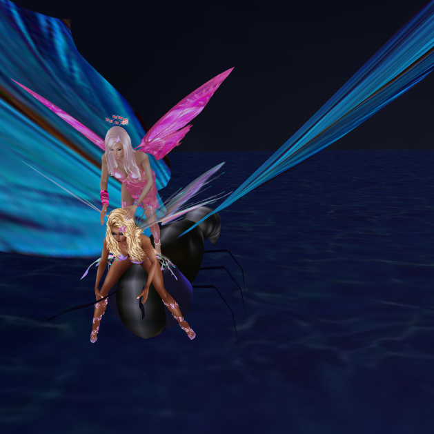 MistressSonyaSweet fairy nights flying floating proposal (23)