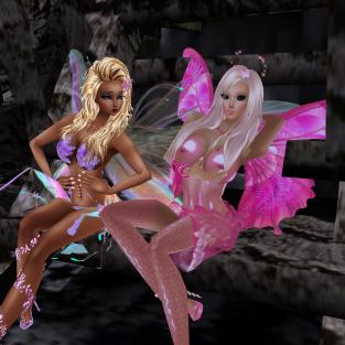 MistressSonyaSweet fairy nights flying floating proposal (29)