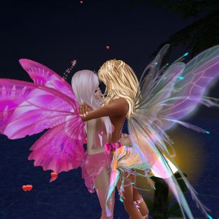 MistressSonyaSweet fairy nights flying floating proposal (6)