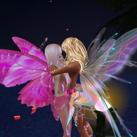 MistressSonyaSweet fairy nights flying floating proposal (6)