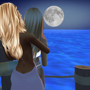 MistressSonyaSweet talking and sharing then sharing great passion then talking on the date dock eating lunch (23)