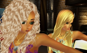 do the imvu dance with people you love