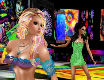 1taylyn colorful dancing with Taylor