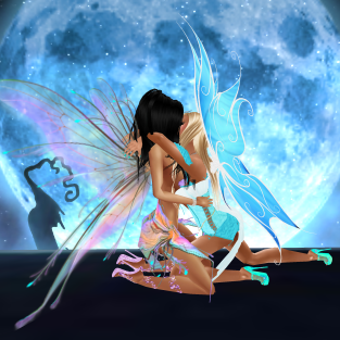 1Taylyn fairy flying in spooky castle room great pics and then after dancing in the Alley (35)