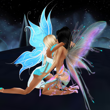 1Taylyn fairy flying in spooky castle room great pics and then after dancing in the Alley (36)