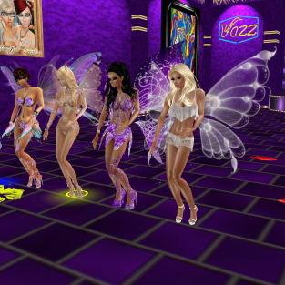 1Taylyn Rod4k quidlyn stephijxx joined GabrielaCortes Coraem MzStackZxBeDolledUp msSlinkySilks TobyVYUM Fairy night dancing in the purple club gabby still away (34)