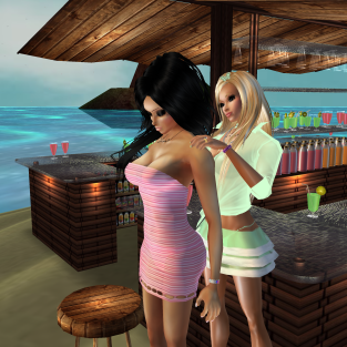 Allysonblackrose quidlyn stephijxx LauraXBethX MistyAngelz 1Taylyn at Tays beach before going to the club I stole Tay and loved her (14)