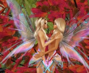 enchanged IMVU Fairy proposal