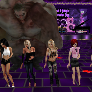 GabrielleBleueDOLL Rod4k joined StephanieLovesPinkxx quidlyn LauraXBethX StephanieLovesPinkxx Allysonblackrose LalaGirl122012 annaleedevane AndreaBelli rebecca03921 SophiePink76 just dancing in purple club with frien (3)