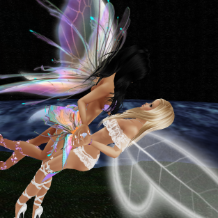 LalaGirl122012 quick fairy flying with Taylor when she was breaking up with lozzy (3)
