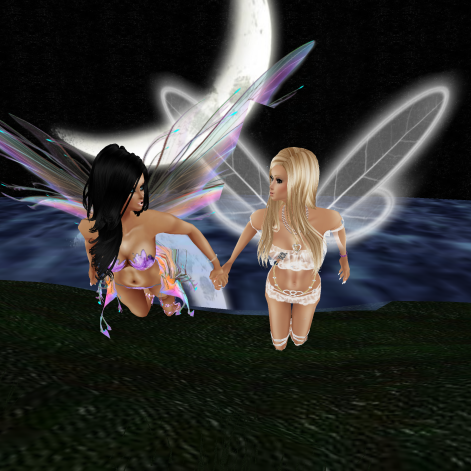 LalaGirl122012 quick fairy flying with Taylor when she was breaking up with lozzy (4)