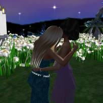 1Suzilyn 1Taylyn quidlyn Taylor and my proposal started in Lyn room then went to magic flower fields flying a whole new world proposing (18)