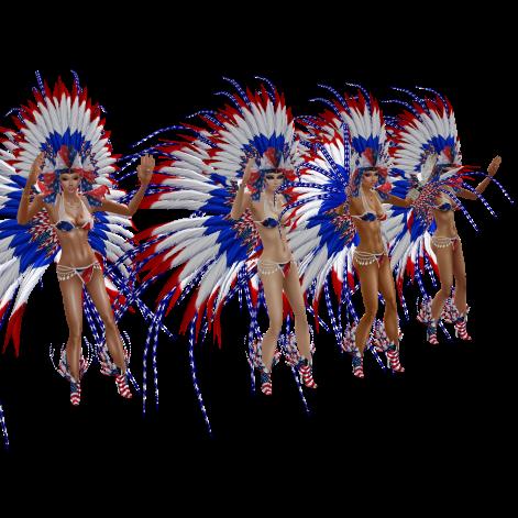 stephijxx GabrielleBleueDOLL 1Taylyn joined Coraem Allysonblackrose Friskable annaleedevane Rod4k red white and blue showgirls dinosaurs and fun in purple club (15)