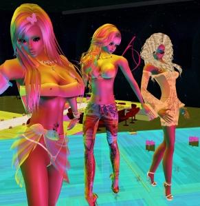 hot imvu dancing