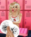 imvu cheerleader