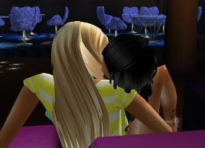 imvu cuddle with taylor