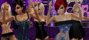 Imvu family in club