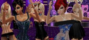 Imvu family in club