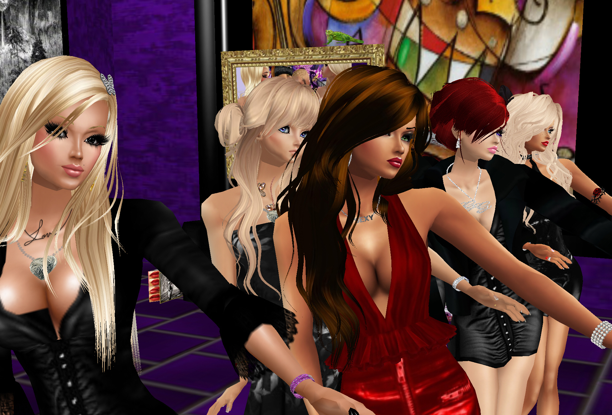Imvu dating